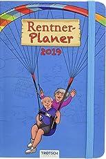 Rentner-Planer 2019 Terminkalender für Senioren mit Gummiband