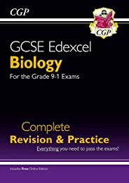 Grade 9-1 GCSE Biology Edexcel Complete Revision & Practice with Online Edition