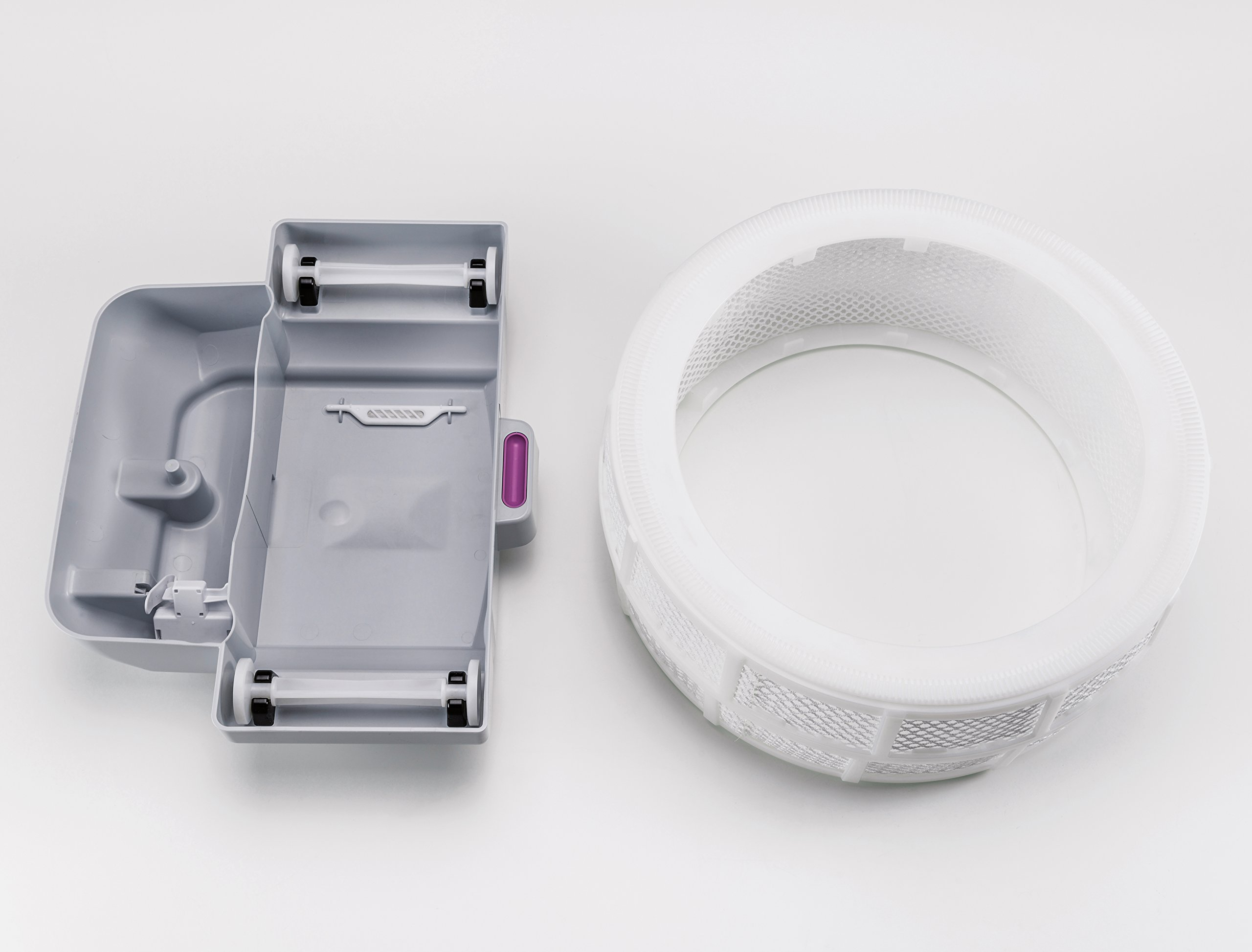 81e jHTlOtL - Boneco H680 Hybrid Air Purifier and Humidifier, 10 Litre, 30 W, White