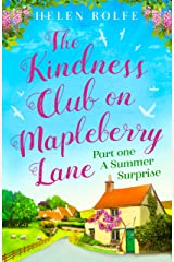 The Kindness Club on Mapleberry Lane - Part One: A Summer Surprise Kindle Edition