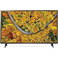 LG 108 cm (43 inches) 4K Ultra HD Smart LED TV 43UP7500PTZ (Rocky Black) (2021 Model)