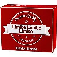 Limite Limite Limite - Edition Limitée - Jeu Société Apéro pour Adulte - Humour Noir