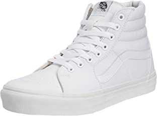 Vans Unisex-Erwachsene Sk8-hi Canvas Hi-Top Sneaker