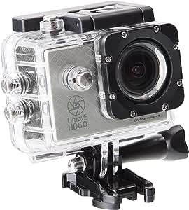 Ultrasport Videocamera Action UmovE HD60 con Accessori