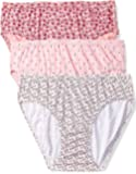 THE BLAZZE Women's Cotton Hipsters (Pack of 3)