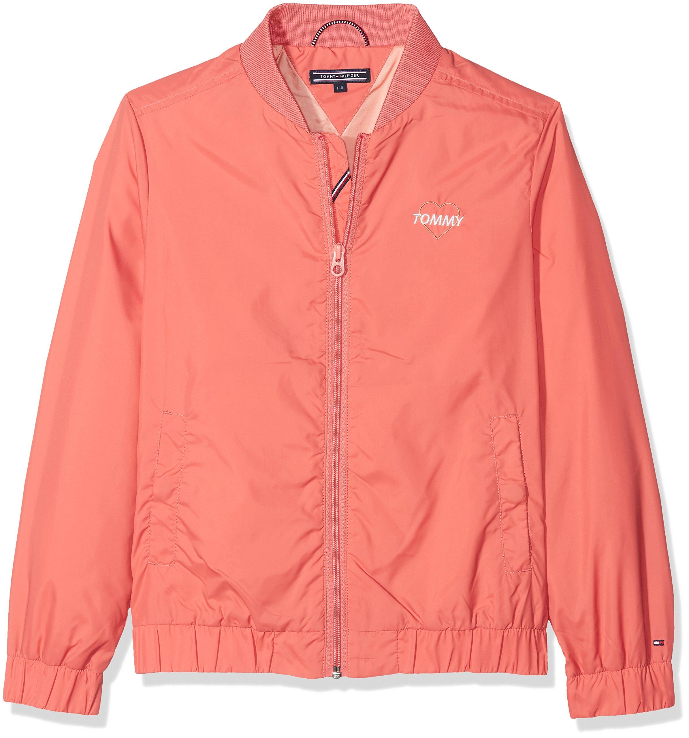 Tommy Hilfiger S Sunny Bomber Jacket Chaqueta para Niñas