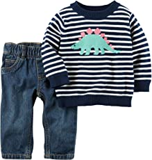 Carter's Boys' 2 Pc Playwear Sets 249g262