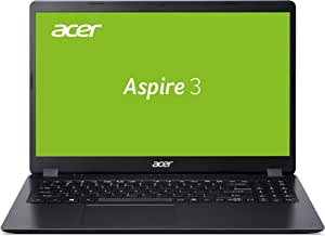 Acer Aspire 3 (A315-42-R2CN) 39,6 cm (15,6 Zoll Full-HD matt) Multimedia Laptop (AMD Ryzen 3 3200U, 4 GB RAM, 128 GB PCIe SSD, Radeon Vega 3 Graphics, Windows 10 Home im S Modus) schwarz