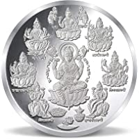 ACPL Precious Moments Ashta Laxmi Silver Coin 999 Pure