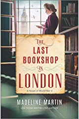 The Last Bookshop in London: A Novel of World War II Kindle Edition