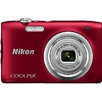 Nikon Coolpix A100 Kamera rot