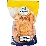 Neelam Foodland Low Fat Masala PATTA Wafer ( Potato Wafer), 400g