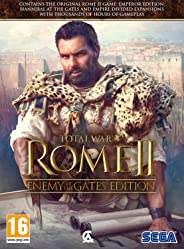 Total War Rome II - Enemy At The Gates Edition (PC)