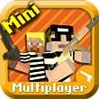 Cops N Robbers (FPS) - Mine Mini Pixel Shooter & Multiplayer