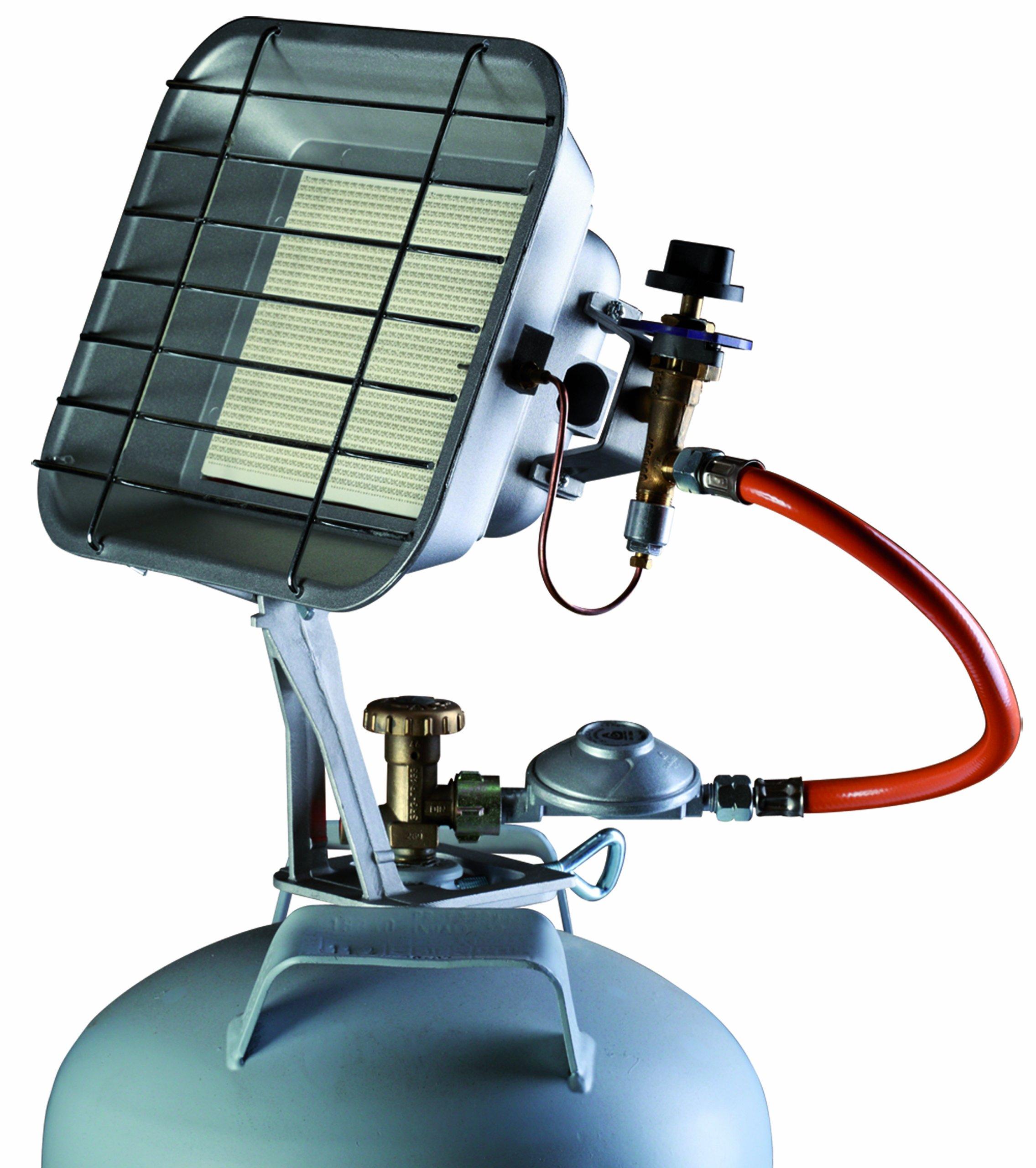 Rowi, Radiatore a gas 4,6 KW temperatura regolabile 1 03 02 0008