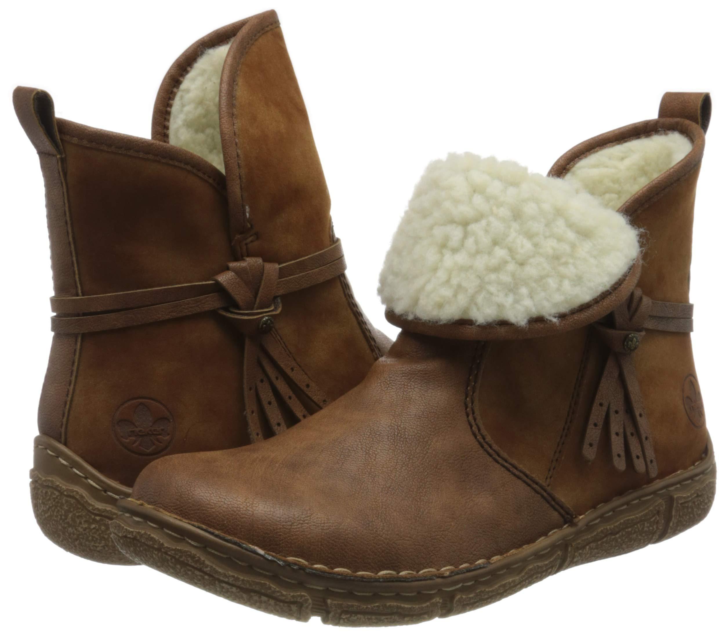 Rieker Women's Herbst/Winter Ankle Boots 5