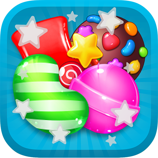 Sweet Cookie Crush Match 3 Puzzle Game