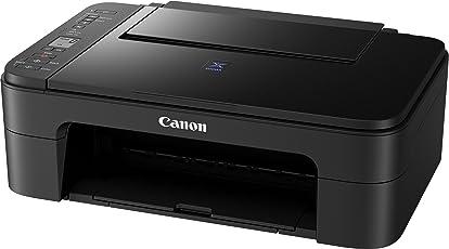 Canon Pixma E3170 All in One Inkjet Printer (Black)