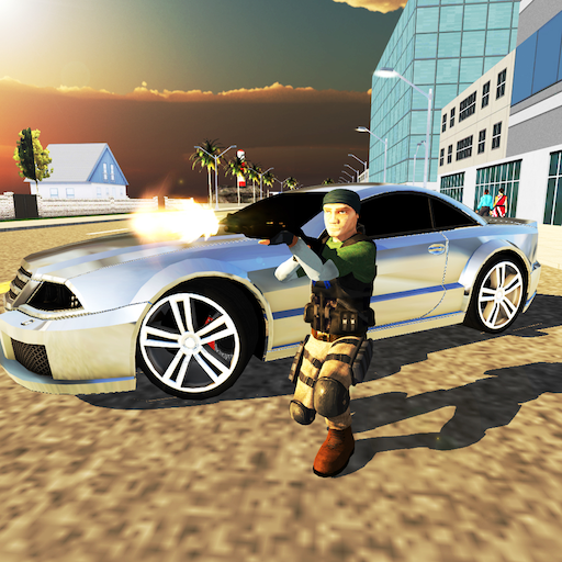 San Andreas: City Crime 3D (Grand Auto Theft)