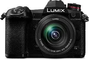 Panasonic Lumix Dc G9meg K Systemkamera Mit 12 60mm Kamera