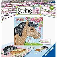 Ravensburger- Horses Jeu Créatif, 4005556181193