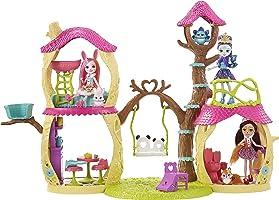 Enchantimals - Mattel Fnm92 Oyun Evi