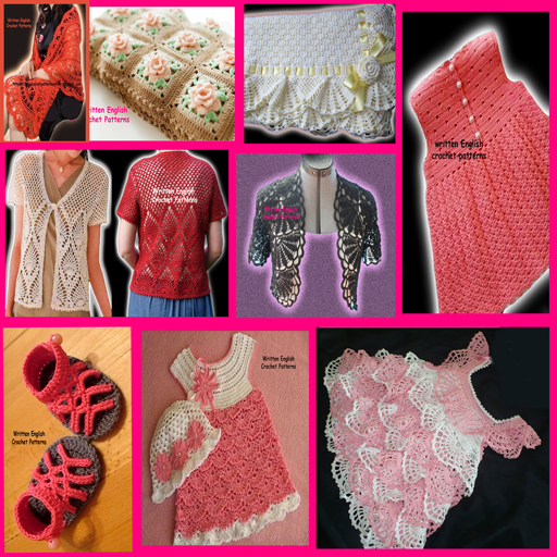 Crochet Patterns For Sale -