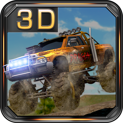 Monster Truck Jam Racing 3D (3d Monster Truck Spiele)