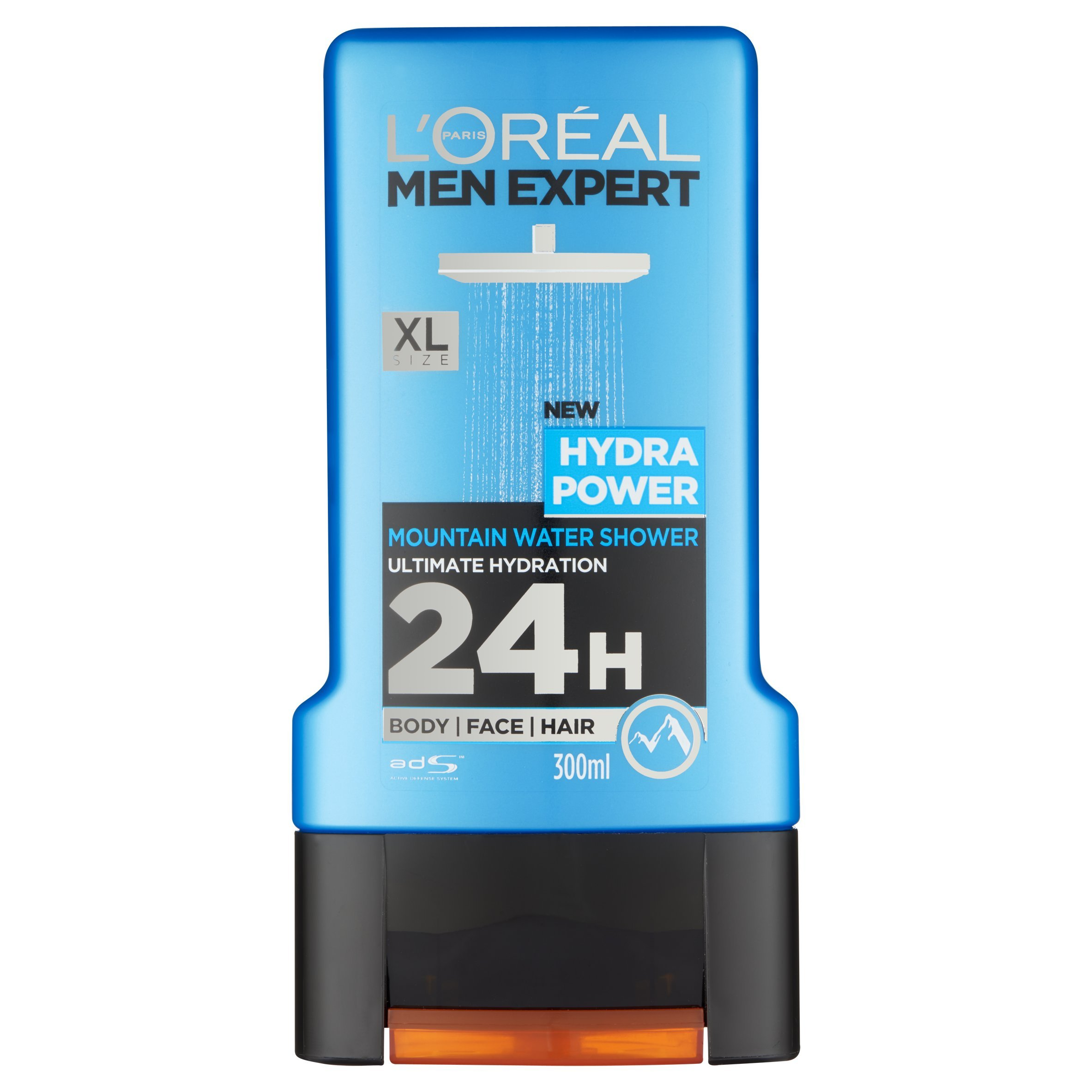L'Oréal Men Expert Hydra Power Shower Gel, 300ml