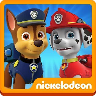 La Patrulla: Canina Al rescate de Nickelodeon