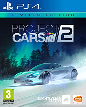 Project CARS 2 Limited Edition [PS4]