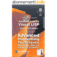 Advanced Programming Techniques: Release 2019 edition (AutoCAD expert's Visual LISP Book 4) (English Edition)