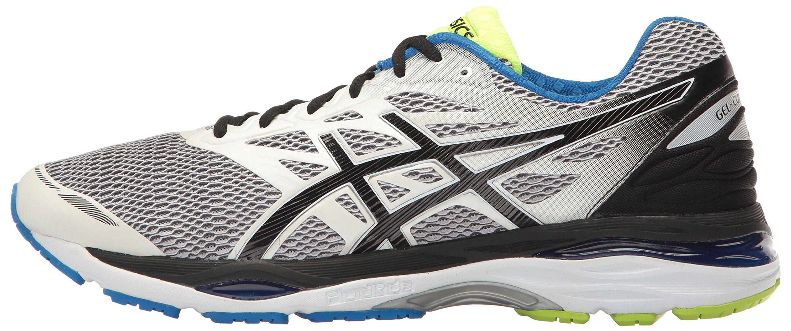 81eB8ynYzLL - ASICS Men's Gel-Cumulus 18 Running Shoe