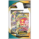 Pokémon Ténèbres Embrasées (EB03) : Booster Blister Célébration (Modèle aléatoire), POBL44