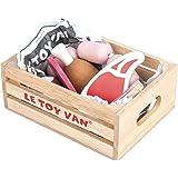 Le Toy Van – Honeybee Market träköttlåda | stormarknad rollspel matbutik, TV189