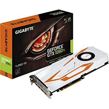 GeForce GTX 1080 Ti Turbo 11GB 352BIT HDMI/3DP