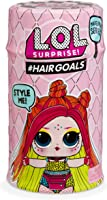L.O.L. Surprise!!- Hairgoals Doll-Series 5-2A LOL Haigols, (MGA Entertainment UK Ltd 557067)