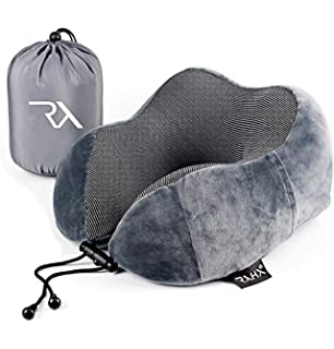 Fosmon Travel Neck Pillow, Soft and