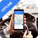 GPS Navigation Offline Route