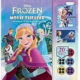 Disney Frozen: Movie Theater Storybook & Movie Projector (Volume 1)