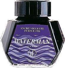 Waterman Ink Bottle, Purple