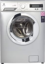 Electrolux 8 Kg 1200 RPM Front Load Washing Machine, Silver - EWF8251SXM