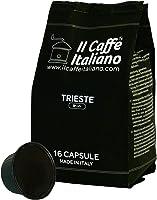 96 capsule compatibili Nescafe Dolce Gusto - 96 capsule compatibili macchina caffè dolce gusto al gusto Caffè Trieste- Macchina caffè Nescafé dolce gusto kit 96 capsule compatibili- Il Caffè Italiano