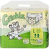 Crinklz - Groot (Pack van 15)