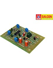 Salcon Electronics Low Pass Filter for Sub Woofer, Subwoofer Amp Kit, Sub Pre Amp Kit