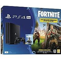 PlayStation 4 Pro Console 1TB with Fortnite Royal Bomber Pack [Edizione: Regno Unito]