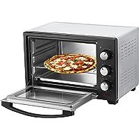 Mini four 25 l   Mini four   Four à pizza   Four 3 en 1   Plaque ramasse-miettes   Chaleur voûte/inférieure   Convection…
