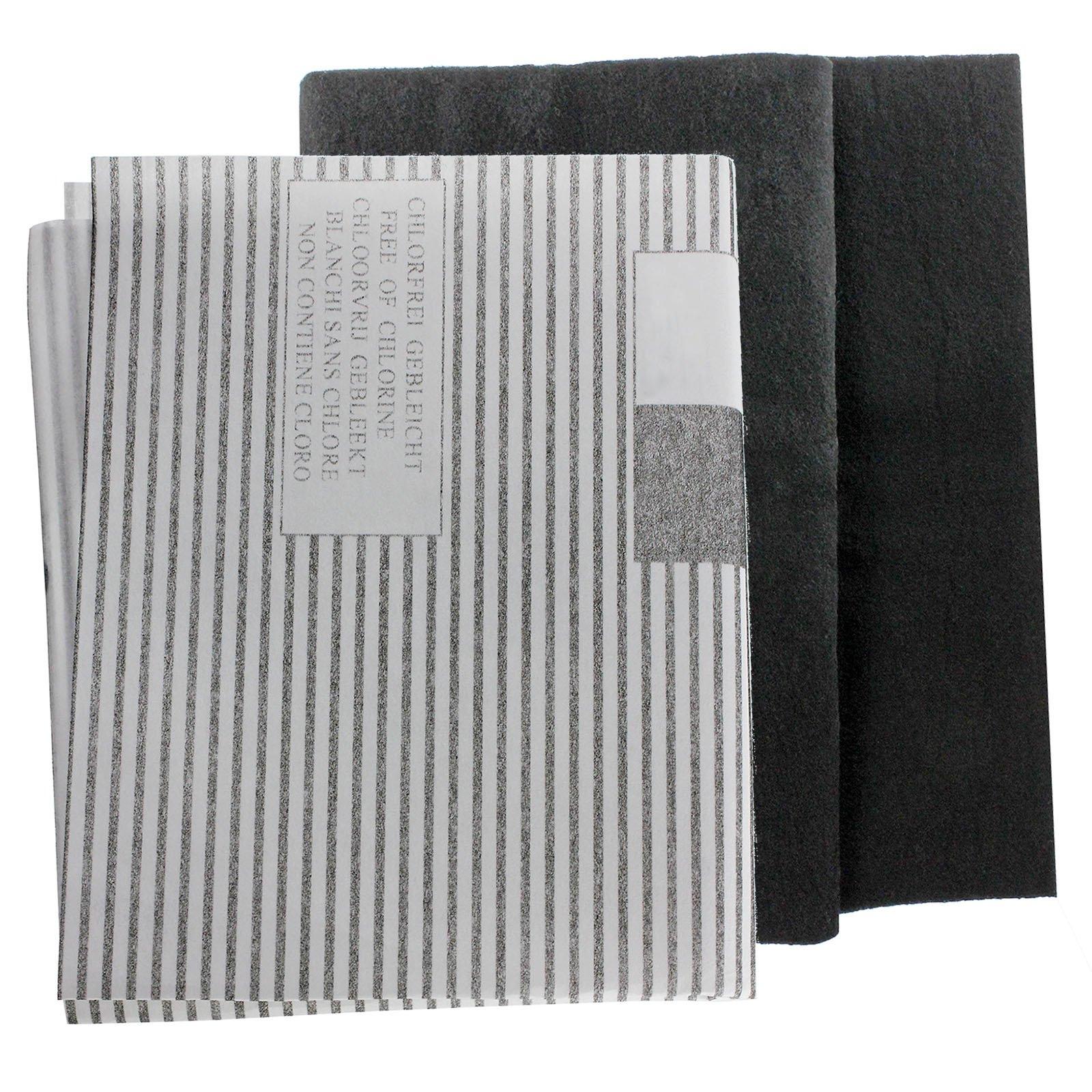 SPARES2GO grande cappa aspirante Filtri antigrasso per Faber Vent Ventole (2�x filtro, tagliato a m