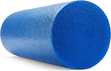 Foam Roller for Muscles By House of Quirk Core Stabilization and Balance Exercises Pilates & Yoga