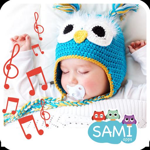 Sleep Baby Owl - White Noise Baby App, Schlaf gut: süße Baby Träume, Baby Geräusche zum Einschlafen